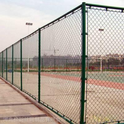 广安区山地球场围栏-体育场围栏网厂家供应-球场围网价格多少