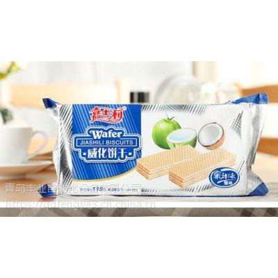 青岛丰业FA450威化饼食品包装机