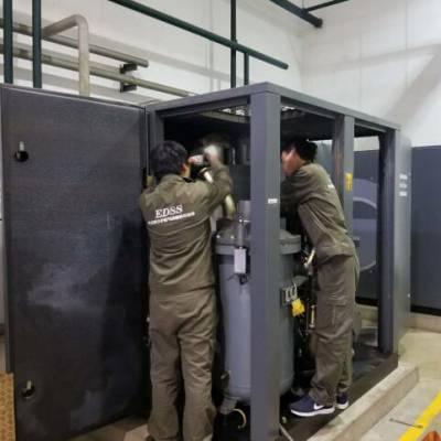 北京空压机维修保养 阿特拉斯螺杆空压机售后配件