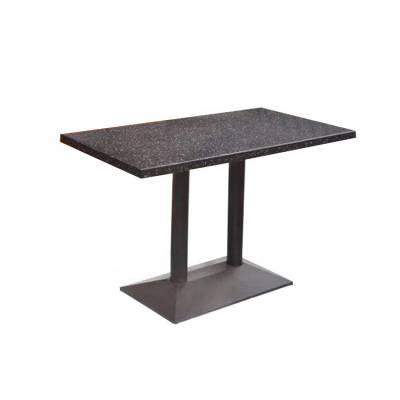 大理石桌子定做,餐厅四人位餐桌,酒店桌椅定制厂家