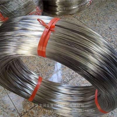 不锈钢中硬线,不锈钢丝,河北安平厂家材质可选丝径可定制