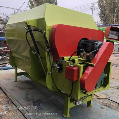 80马力拖拉机牵引TMR搅拌机 内蒙古养殖省力混料机