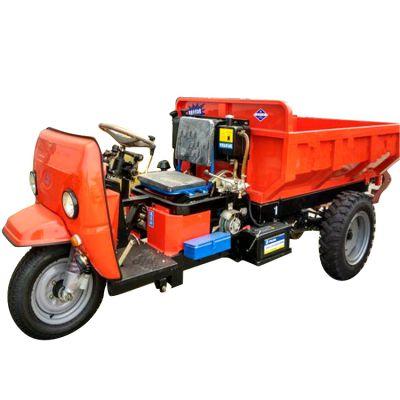 高品质井下专用柴油三轮车 经济耐用型建筑三轮车 质量有保障