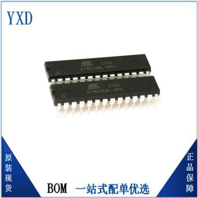 代理分销ATMEL/爱特梅尔 ATMEGA8L-8PU 8位微控制器-MCU