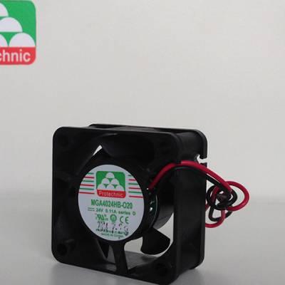 龙子湖区供应 台湾PROTECHNIC 92X92X20风扇 MGT9224MB-W20