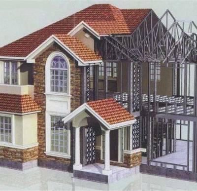 轻钢别墅-佐帝亚-轻钢别墅生产厂家