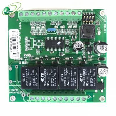 翌腾普SMT双马达接驳台控制器 传送台控制板 过板桥控制卡 ETP1016D