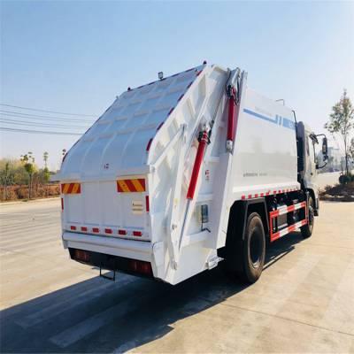 永航环卫垃圾车怎么样 压缩垃圾车湖北哪一家好 210马力的压缩垃圾车