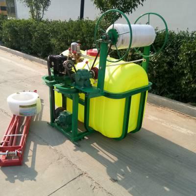 质量可靠拖拉机打药机图片远射程玉米防虫打药机质保一年