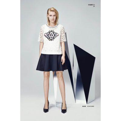芭蒂娜女装、 品牌女装折扣批发 多种款式 品牌女装库存尾货
