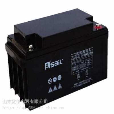 风帆蓄电池6-GFM-24 12V24ah铅酸免维护蓄电池 UPS专用电池 济南代理