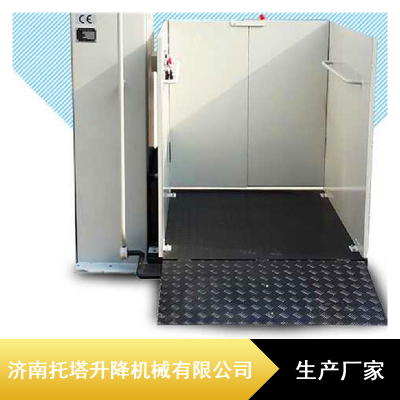 小型抗氧化电梯 托塔三层楼电梯_电动无地坑电梯现货