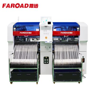 路远高速贴片机 CPM-III国产贴片机 插件机 16工作头组高精度低磨损