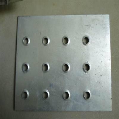 鳄鱼嘴防滑板加工 景德镇 不锈钢防滑板厂家直销 腾欧 鱼眼防滑板供应厂家