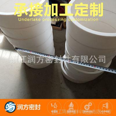 厂家加工定制四氟管黑白四氟管套大量供应聚四氟乙烯管材规格齐全