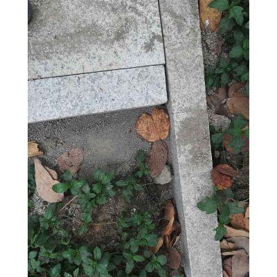 路牙石厂家直销路牙石 路面石 路沿石 路面板 加厚型 图片 价格