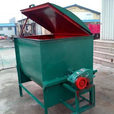 多功能养殖场专用拌草机 家禽饲养混料机 干湿两用饲料拌草机厂家