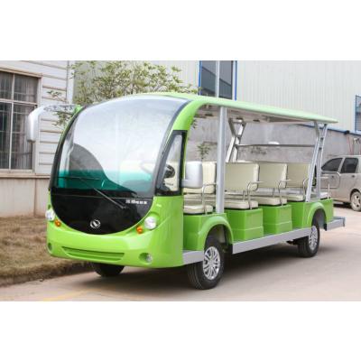 HX-GG014B 14座电动旅游观光车 厂家直销可定制颜色 景区观光游览车