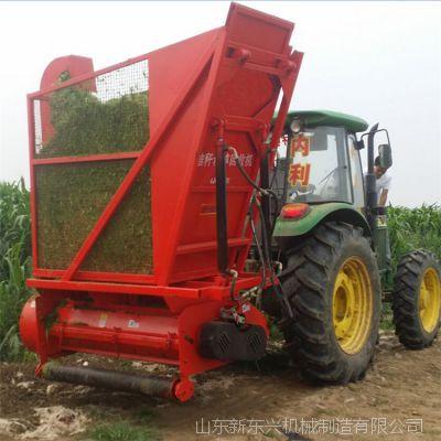 牧草稻草回收机 青贮回收机 干鲜秸秆粉碎回收机