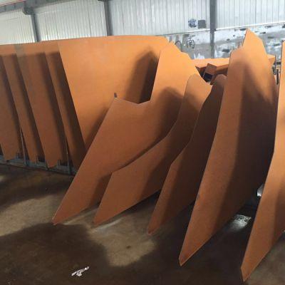 耐候钢哪家好 优质耐候钢多少钱 耐候钢现货 兴邦华泰