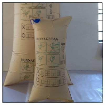 牛皮纸集装箱充气袋-周固包装制品-莱芜集装箱充气袋