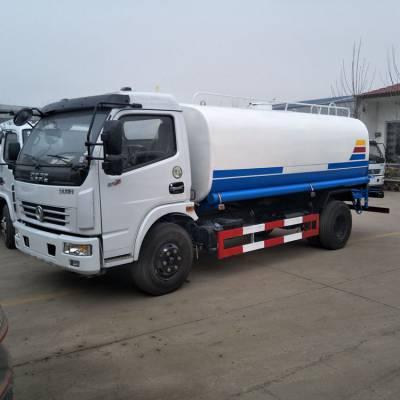 河南省道路养护洒水车生产厂家