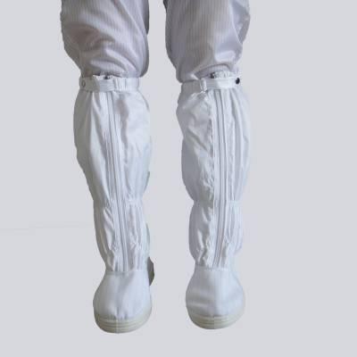 防静电鞋电子厂防尘无尘鞋透气车间劳保工作鞋男女轻便加厚PU软底