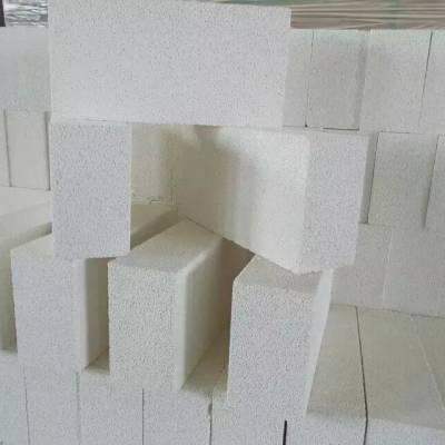 供应 高强度、低蠕变、抗化学侵蚀莫来石轻质砖