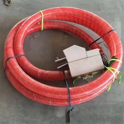 软管车载吸粮机 专业定做制作吸粮机厂家宏程抽粮机