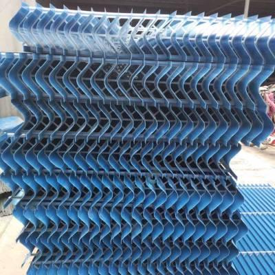 V型收水器生产厂家 PVC160型除水器 华强收水器