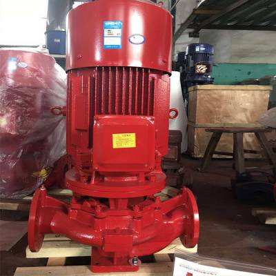 消防泵XBD4.4/30G-L22W立式消防泵组 消防增压稳压设备