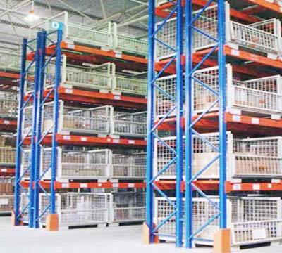 固联仓储货架生产厂家·仓储仓库货架的维护和保养