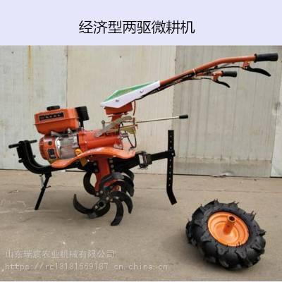 便宜的微耕机 田园管理机 大棚蔬菜种植专用轻型微耕机 170F汽油微耕机