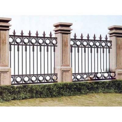 庭院铝合金护栏厂家 铝合金护栏价格 HH 别墅铝合金护栏价格