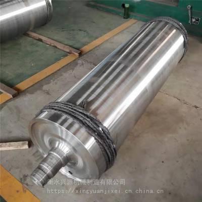 可生产传送辊 山东镀铬钢辊 镜面镀铬辊厂家