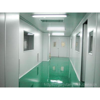 广州WOL 承接净化车间 净化工程规划 建设 装修