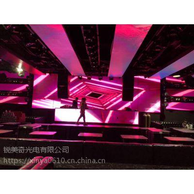 安徽省芜湖市高清室内LED酒吧显示屏