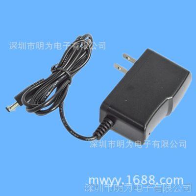 3-12V安防监控摄像电源适配器 12W系列开关电源 明为