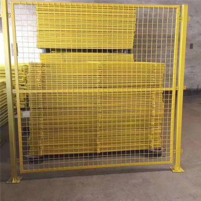 工厂防护网 车间隔离铁丝网 金属围墙网