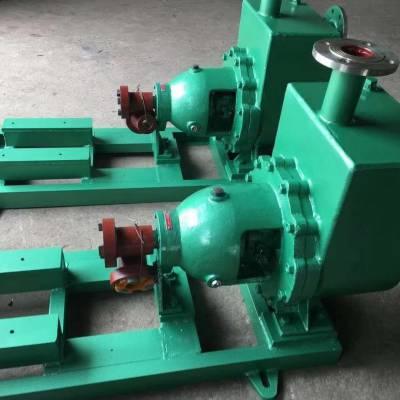 高i吸程排污自吸泵 2.2kw ZW50-10-20zw自吸泵污水泵排污泵厂家