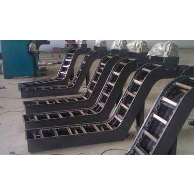 刮板排屑机粉状或粉碎铁屑输送设备