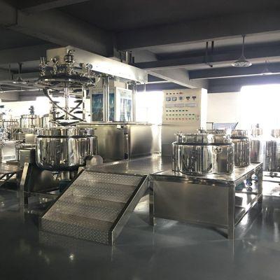 新款香水制造设备制造厂 贵阳中型化妆品机械