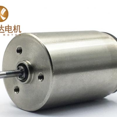 厂家长期直供定制碳刷直流空心杯电机1519