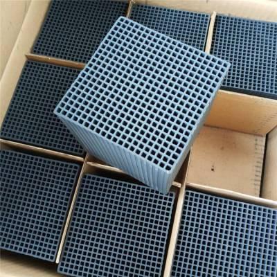 绿泉耐水蜂窝活性炭 蜂窝活性炭使用说明