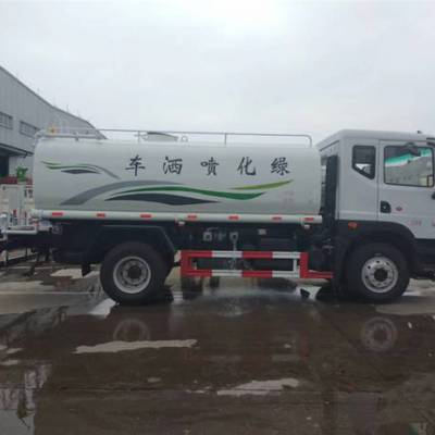 安徽省蚌埠市东风国六多利卡洒水车12-15立方配置 图片 价格 质量