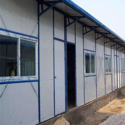 搭建彩钢活动房批发-搭建彩钢活动房-六安恒胜钢结构公司