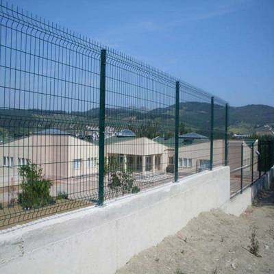太平区庭院护栏网-河道围栏网-框网隔离栅