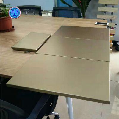 供应上海ktv吸音隔音金属蜂窝板 铝蜂窝板厂家