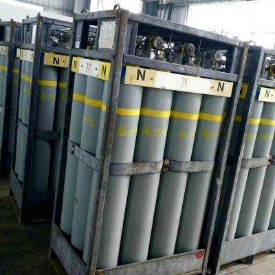 湖北卓熙现货供应10%氟氮混合气