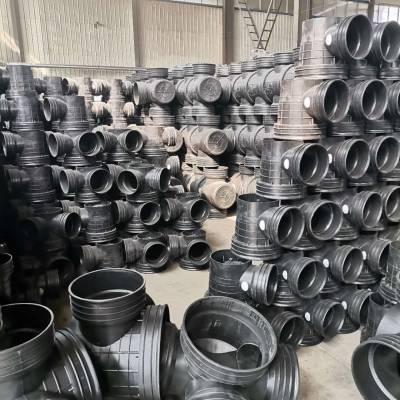 建筑排水用郑州亚源塑料检查井结构新颖